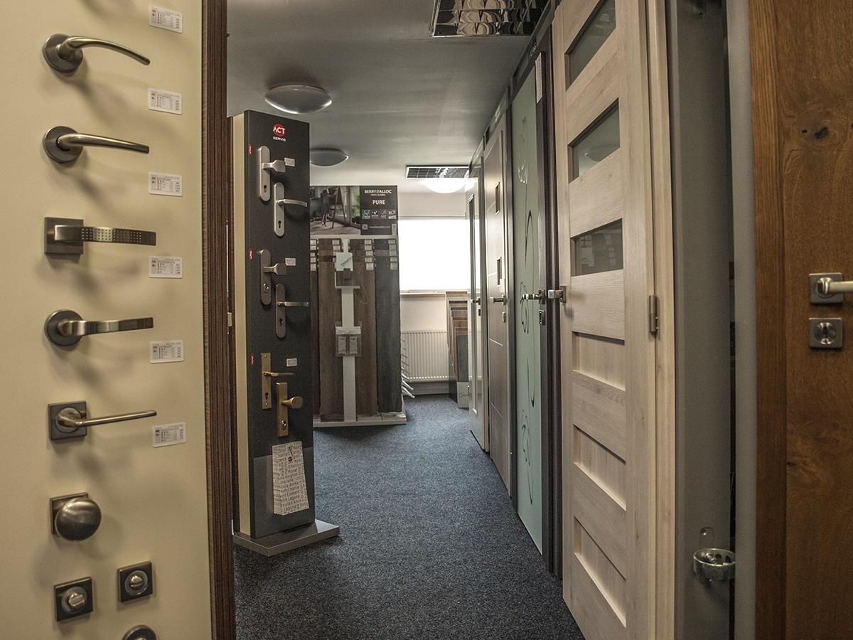 Dveře dávají bytu osobitost