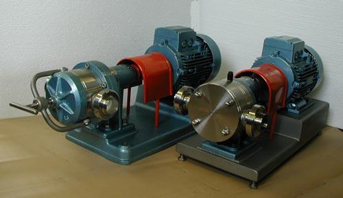Stroje pro mlékárenský a masný průmysl