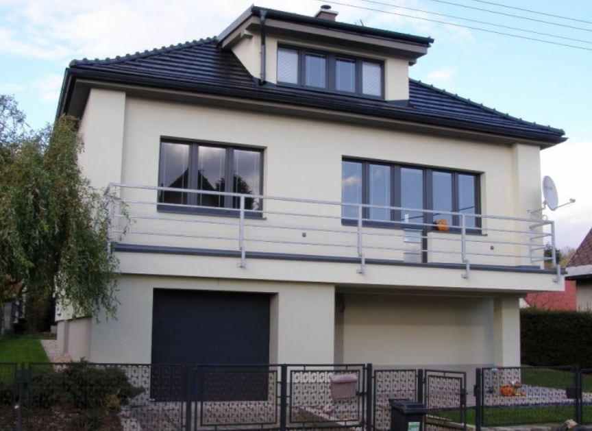 Výstavby rodinných domů na klíč