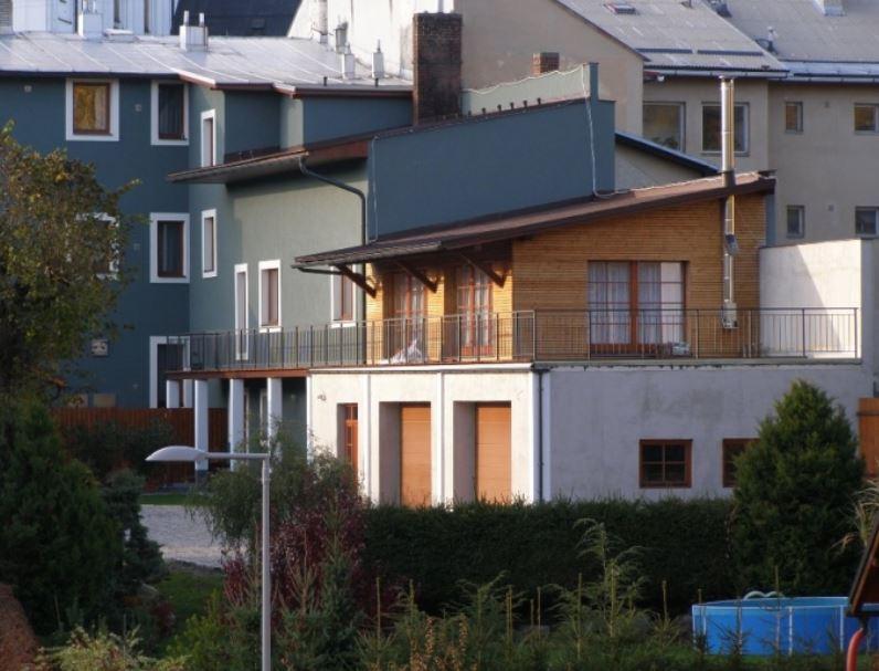 Výstavba domů a obytných celků