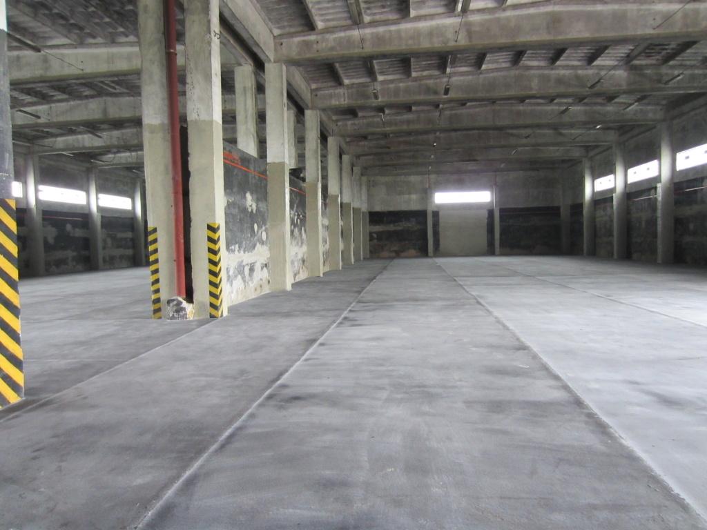 Průmyslové podlahy z litého asfaltu