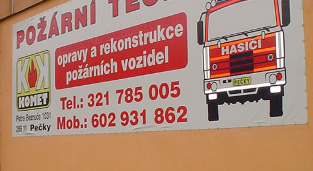 Pravidelná kontrola hasicích zařízení Kolín