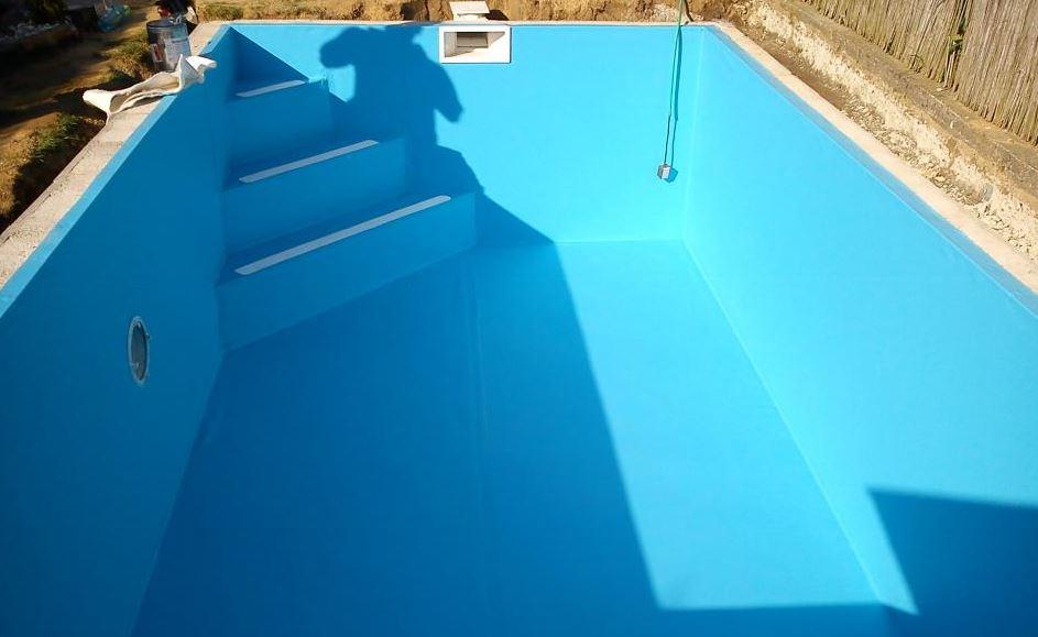 Izolace bazénů, IZOLACE M s.r.o.