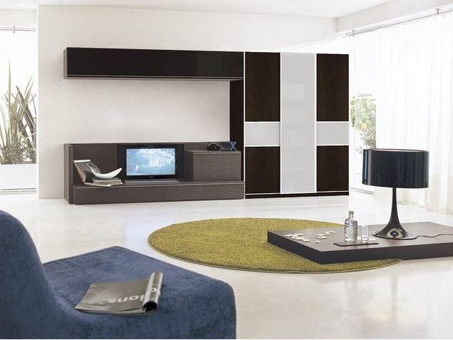 Nábytek na míru - obývací stěny