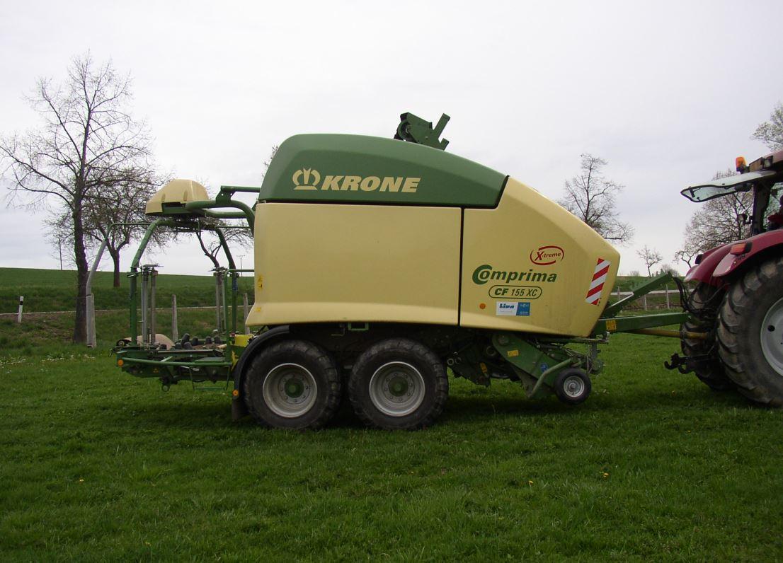 Schvalování zemědělského stroje k provozu na pozemních komunikacích