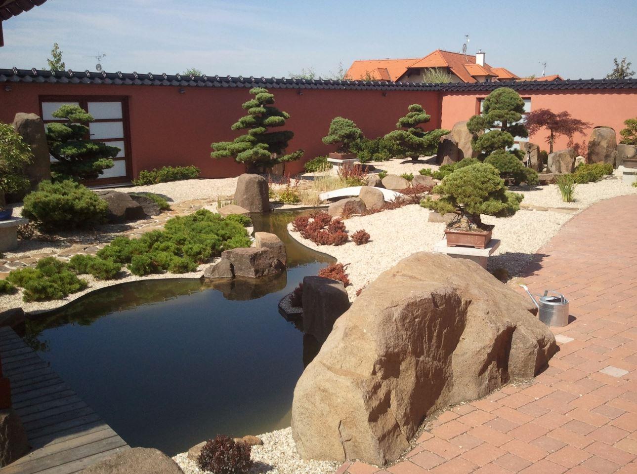 zahrady - konzultace, realizace