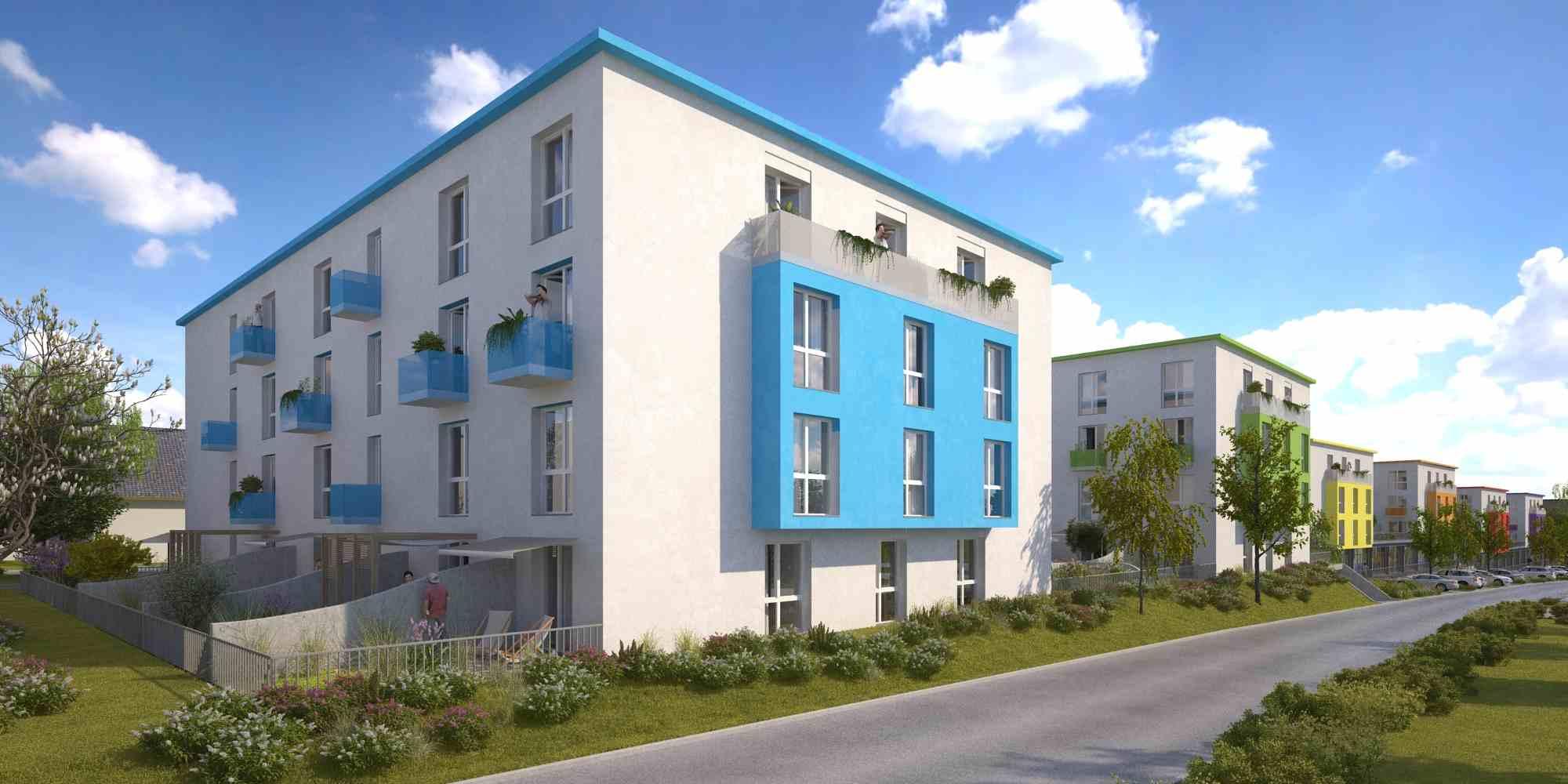 """Projekt """"Byty Amadet Jesenice"""" přináší komfort v bydlení"""