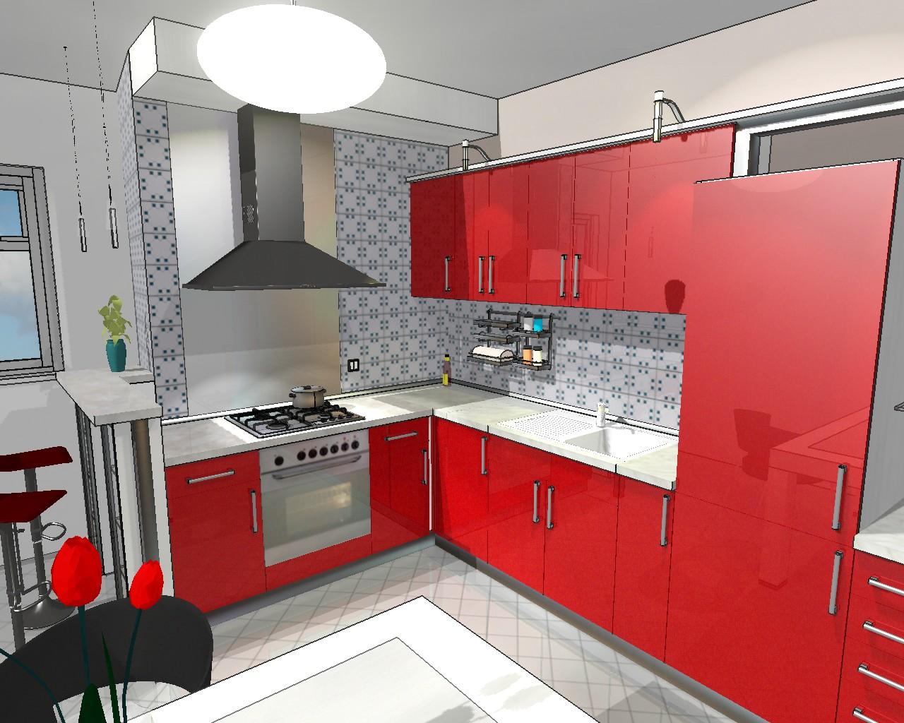 Kuchyňské linky, Výroba nábytku