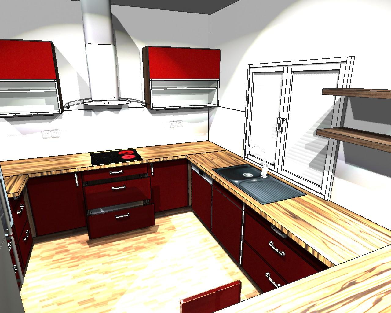 Kuchyně na míru, Výroba nábytku