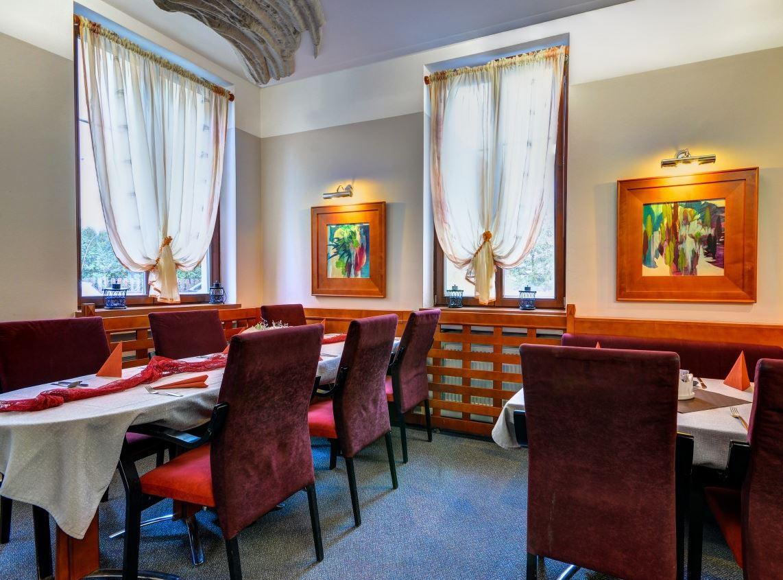 Iberia restaurace mezinárodní kuchyně