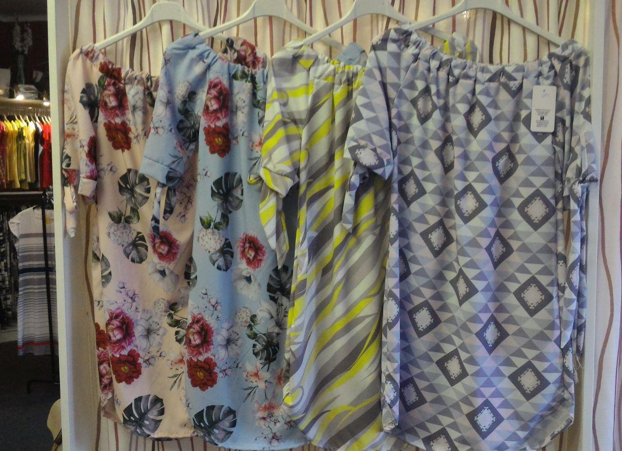Oblečení velikosti od 34 až do 62 Butik Zlechov
