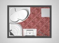 Koupelnové studio Instal – Renč vám ukáže vaši budoucí koupelnu v 3D