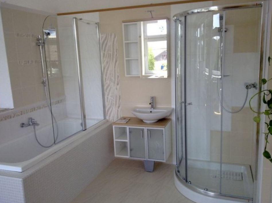 Instal Renč 3D návrhy koupelen
