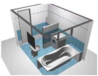 Koupelnové studio, návrhy, realizace