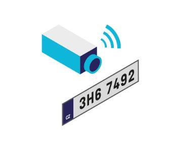 Kamerové systémy pro bezobslužný provoz vah