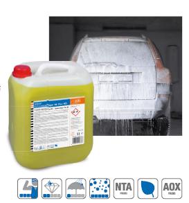 Pěnový čistič SR Plus HD od ZVG Zellstoff-Verarbeitung AG