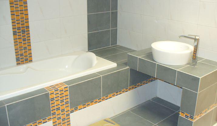 Stavební práce, montáž koupelen Brno