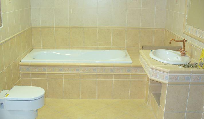 Nová koupelna, rekonstrukce koupelen Brno