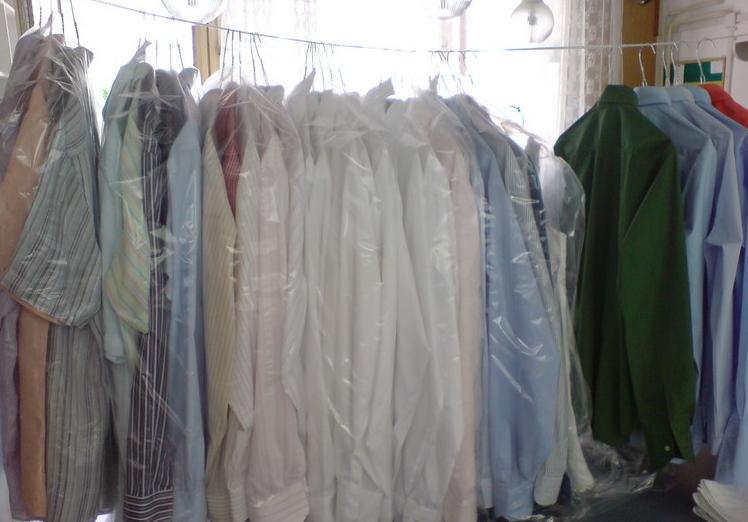 Prádelna a čistírna