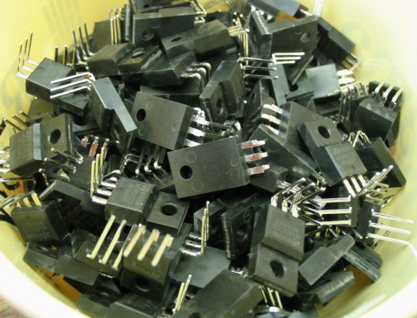 Výroba kabelových svazků