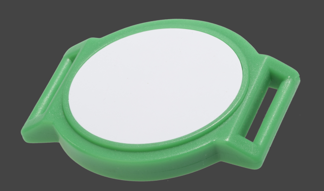 Silikonové hodinky s RFID čipem