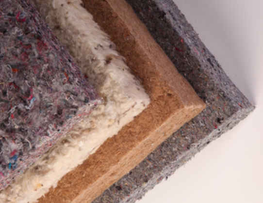 Naturalne materiały izolacyjne KOBEVLIES