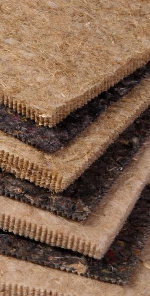 KOBE-cz s.r.o. wprowadza na rynek izolację z włókien naturalnych