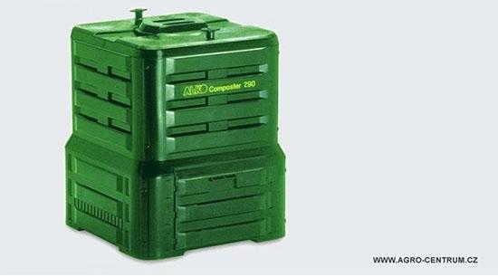 Kompostéry - Agro-centrum