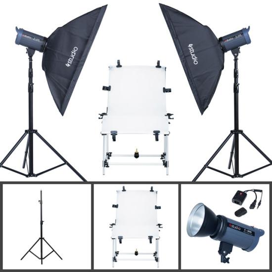 Co je všechno potřeba pro reklamní a produktovou fotografii