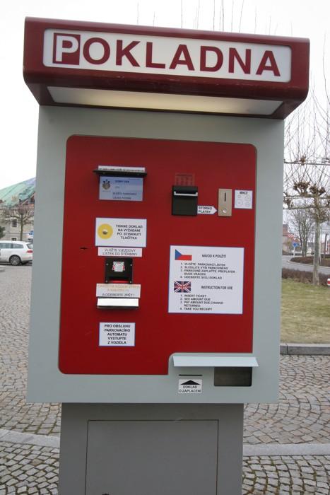 Automatick� parkovac� syst�my �et�� pen�ze