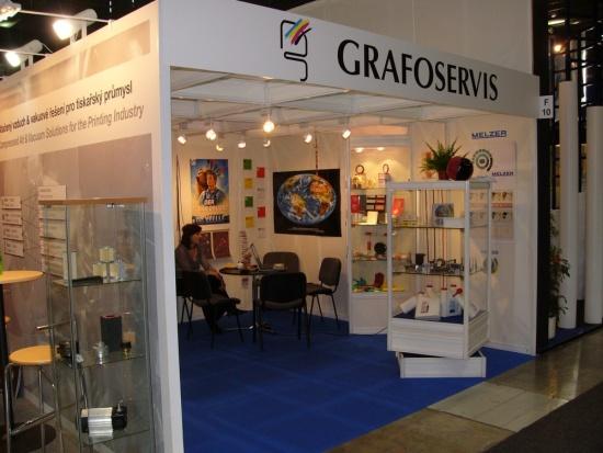 GRAFOSERVIS dováží značkové tiskové barvy pro ofsetové tiskárny a polygrafický materiál – 20 let zkušeností v oboru. Nyní rozšiřuje spolupráci se společností FUJIFILM Europe GmbH…