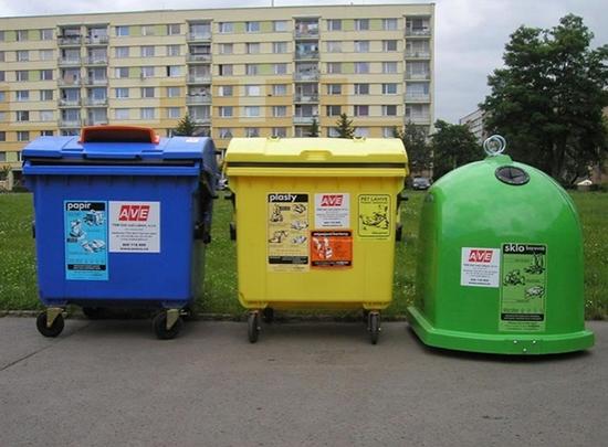 Odpadov� hospod��stv� je budoucnost� ka�d�ho z n�s