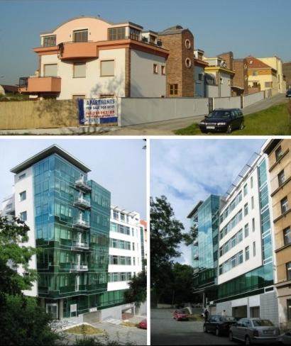 Ing. Tom� Novotn�: Projektov� pr�ce ve stavebnictv�