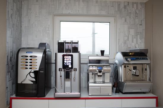 I vaše kancelář ožije díky kávovaru