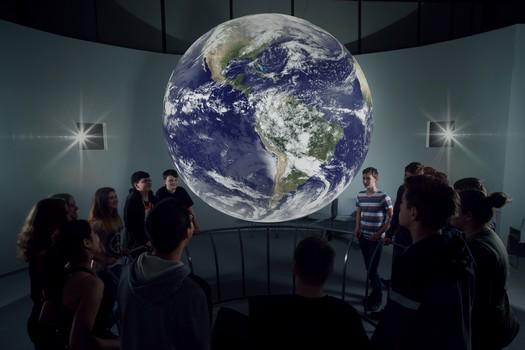 Vše o planetě Zemi v Alternátoru v Třebíči