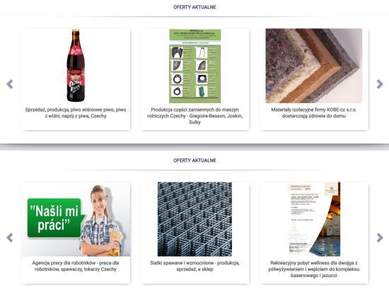 Nowa prezentacja firmy za granicą - bądź widoczny na całym świecie!