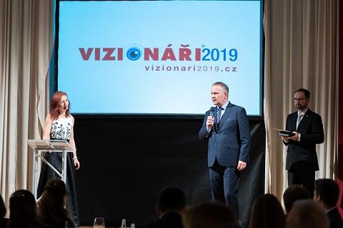 Ocenění Vizionář 2019  pro Satturn Holešov