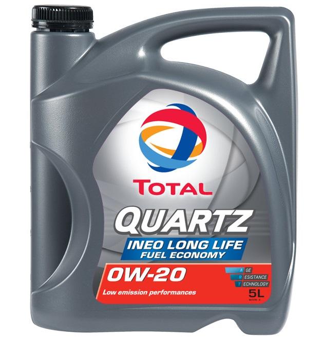Total Quartz Ineo Long Life-5l - MERLIN PLUS