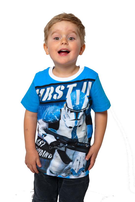 Buďte styloví, kupujte originální trička s licencí