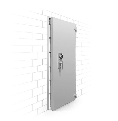 Trezorové dveře od firmy Tresorag-Firesafe