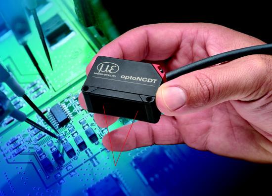 Senzory a snímače firmy MICRO–EPSILON dají vašemu podnikaní přesnost