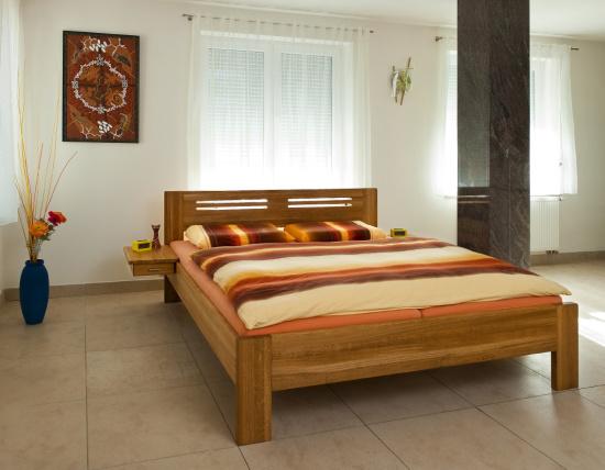 Dřevěné postele a zdravotní matrace podpoří váš zdravý spánek