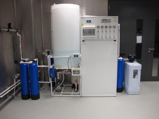 Úprava vody v průmyslových odvětvích