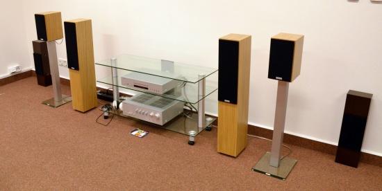 Audio/video technika špičkové kvality včetně návrhu a odborné instalace
