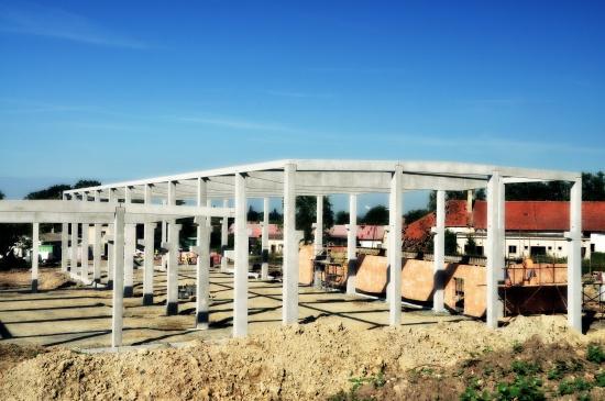 Železobetonové konstrukce od projektu po montáž
