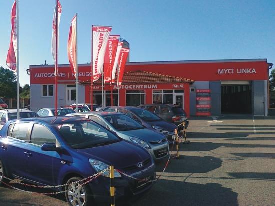 AUTOCENTRUM M.L.M zajist� kompletn� servis va�emu vozidlu.