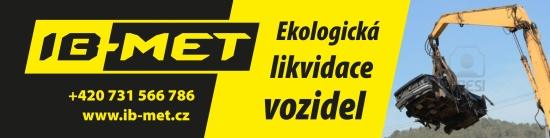 IB � MET: To je ekologick� likvidace vozidel bez starost�