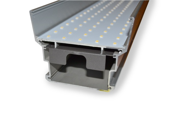 Prachotěsné svítidlo DUST PROFI LED