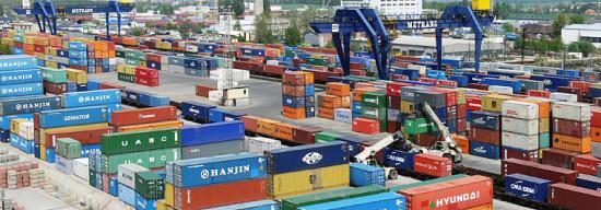 Prodej kontejnerů na skladování i přepravu zboží