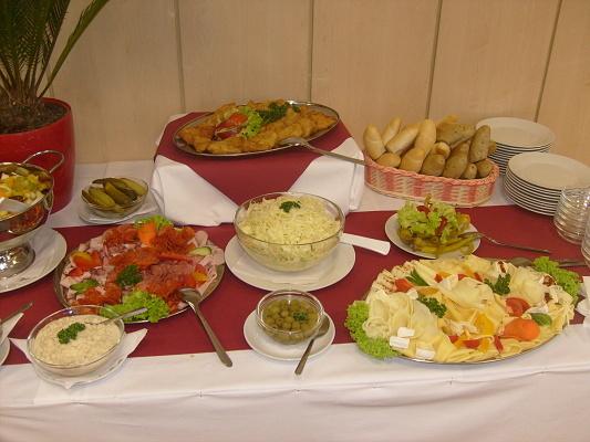 Hospoda U Mostu - catering na oslavy i rozvoz obědů